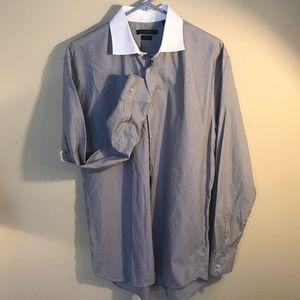 John Varvatos Luxe   Men's Dress Shirt